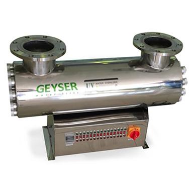Промышленный ультрафиолетовый обеззараживатель воды